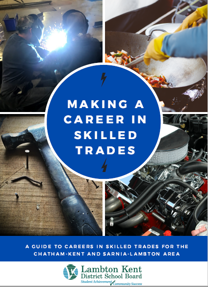 making a career in skilled trades