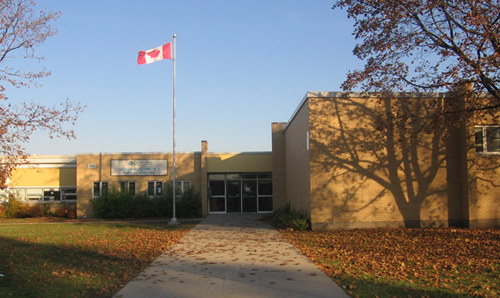 Welcome to Queen Elizabeth II School - Sarnia!
