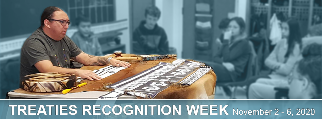 LKDSB Commemorates Treaties Recognition Week Nov. 2 - 6
