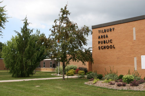 Welcome to Tilbury Area Public School!