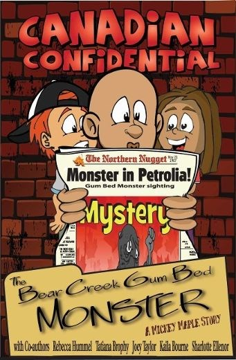 Petrolia's Lastest Graphic Novel