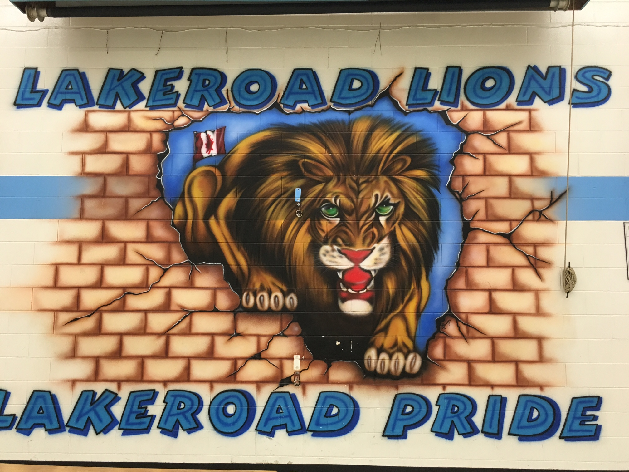 Lakeroad Monthly Assemblies