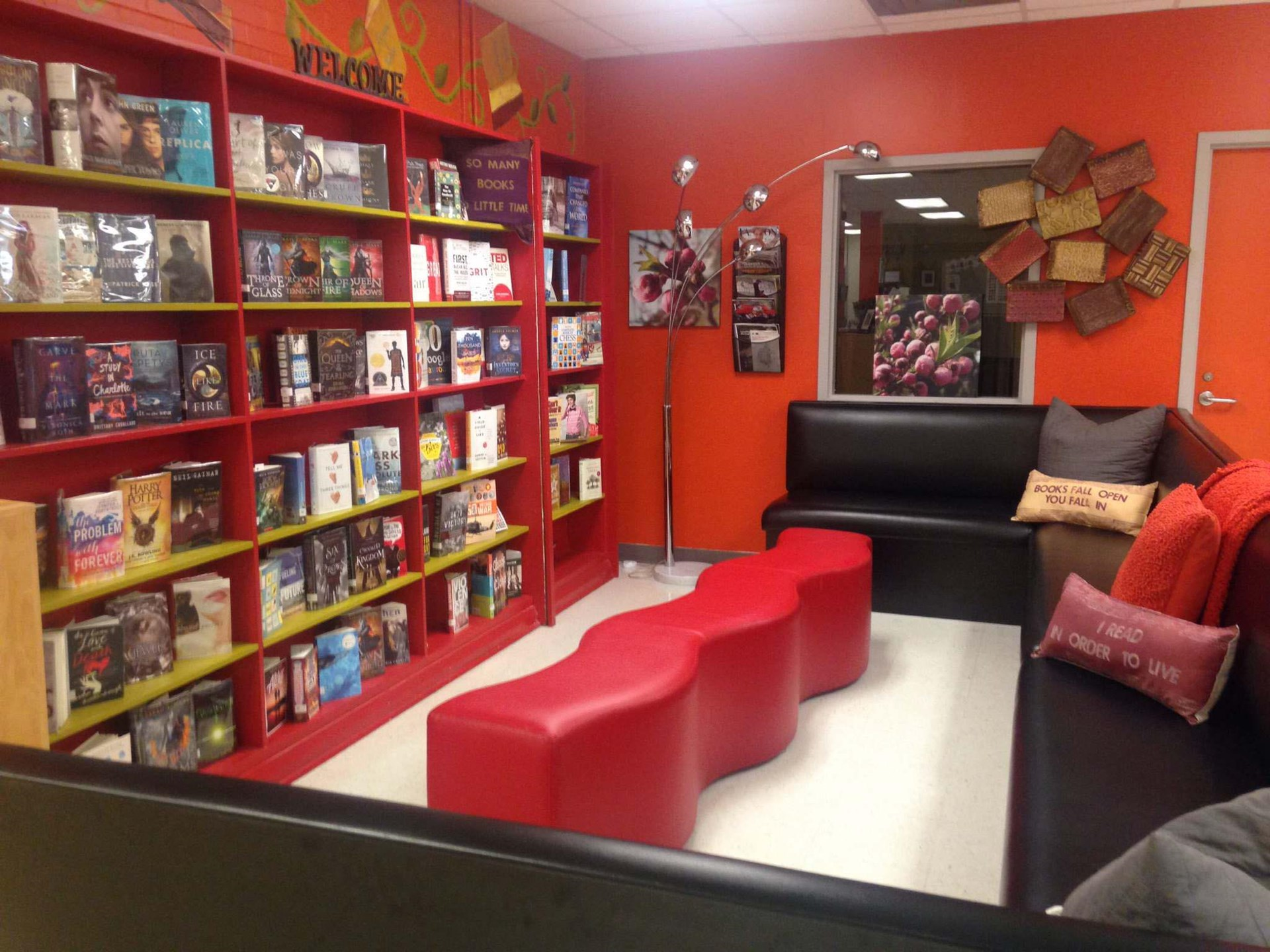New Book Section