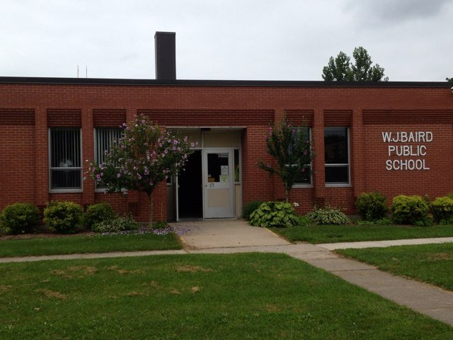 Welcome to W.J. Baird Public School!
